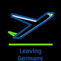Leaving Germany